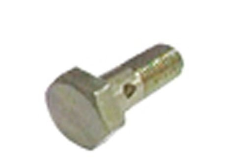 Parafuso Banjo(Vazado)(10x1x23.5) 2 Furo - 278082 - Scania