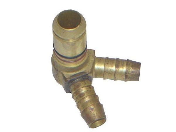 Conexão - Y - (Tubo 12x1,5) - 2Vc608713 - BRC