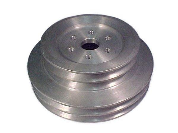 Polia Bomba D´Agua(Aluminio )4 Canais(Furo-28 mm) - 3762001105 - Mercedes
