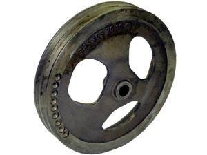 Polia Eixo Ventil.Estic.D-242 mm Alt-65 mm - 3642057010 - Mercedes