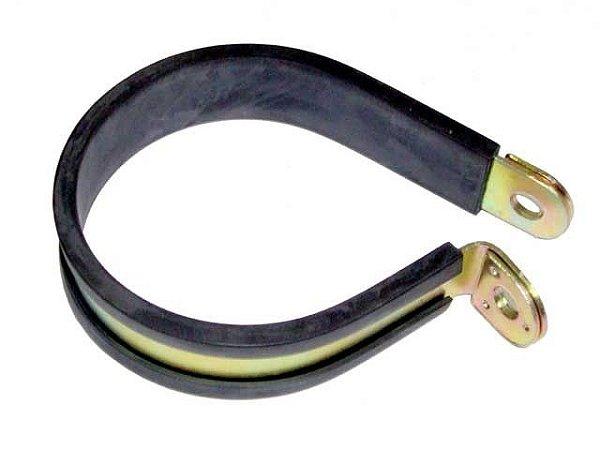 Abracadeira com Borracha Para Cano 60 mm - 3829951001 - Mercedes
