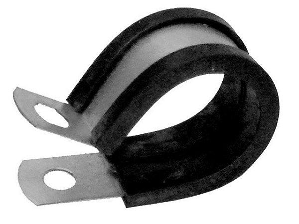 "Abracadeira com Borracha Tubo 25A28 mm.1""A 1.1/ - 916016022202 - Diversos"