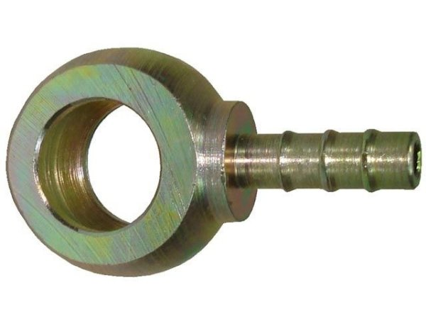 Olhal 12 mm Pino 5x15 mm Para Tubo 6x4 mm - 915052004000 - Diversos