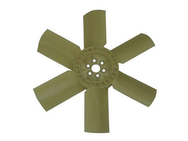Hélice Vent./Plástico /6 Pas-34 mm -Com.160 mm - 3432007124- Mercedes