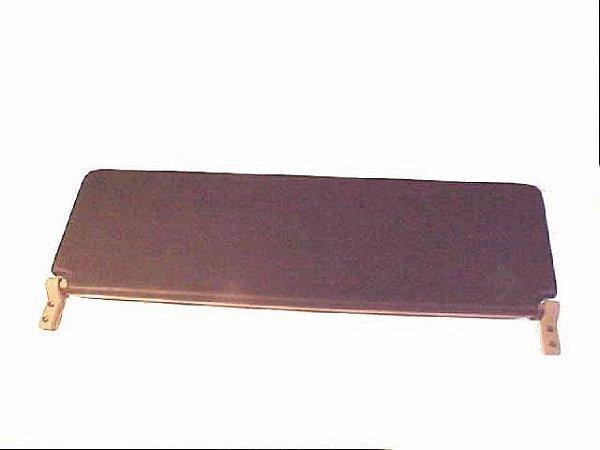 Quebra Sol com 2 Suportes Cinza 175X560mm - 6888107010 - Original Mercedes