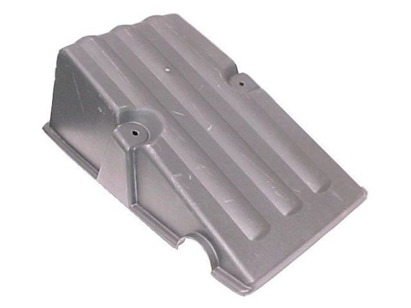 Tampa Caixa  Bateria(Plástica)Preta - 3845417903 -  Mercedes