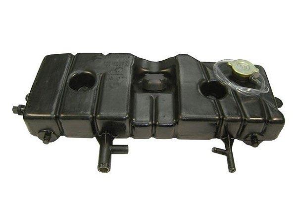 Tanque de Compensação com Sensor/Radiador Mercedes 712C/1215C/912C/914C/2423B/K/1718/1714 - 6935007049 - Reserplastic