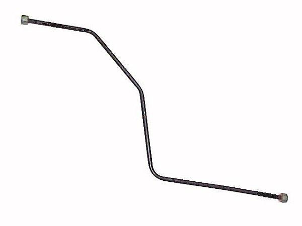 Tubulação Compres. (2Porcas-22X1.5mm) Mercedes - 6824208836