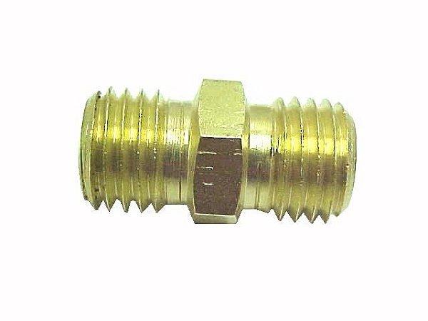 União Dupla 12X1.5mm-Para Tubo 6mm - 812875 -  Scania