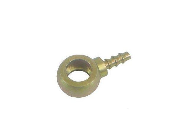 Olhal 16mm Pino 6X15mm para Tubo 8X6mm - 915052006002 -  Diversos