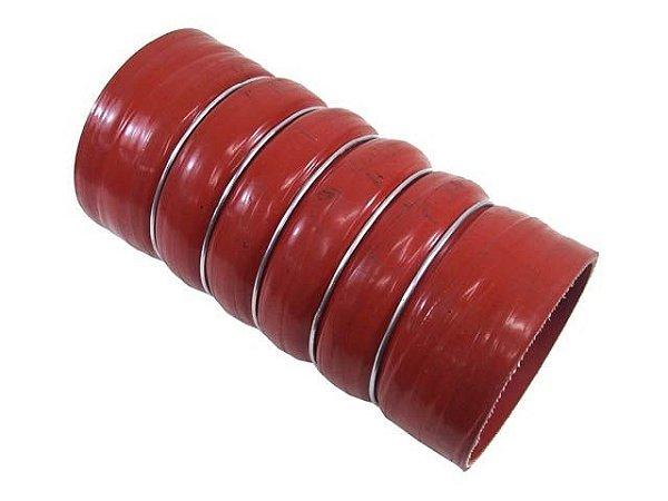 Mangueira Intercooler Silindrica Vermelho 100X220-Com 5 Anéis de Metal - 3865288182 -  Mercedes
