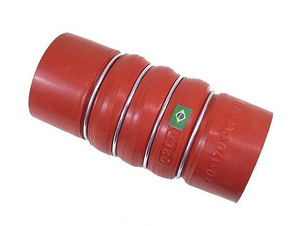 Mangueira Intercooler 4 Anéis Aço 86X170mm - 6695280182 -  Mercedes