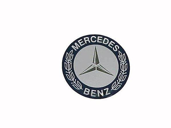 Emblema Café Adesivo 55mm - 6948807088 -  Mercedes