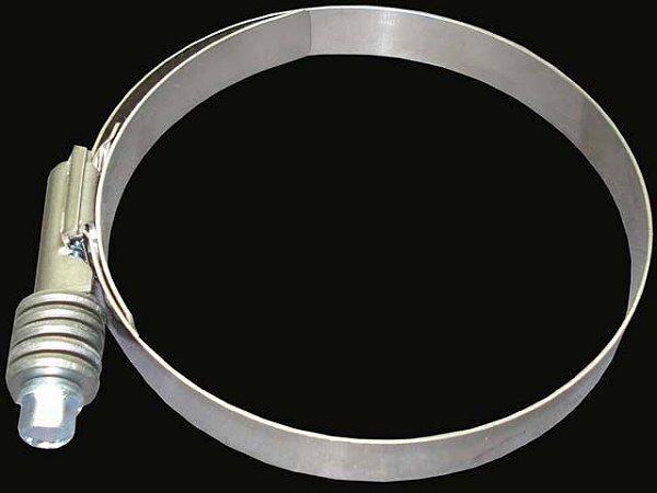 Abraçadeira Inox 95-117  - Mercedes TODOS - 3849977590