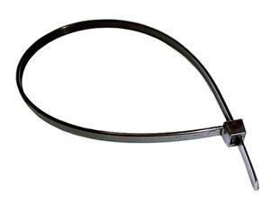 Abraçadeira de Plástico Preto 283X4,8mmx1.5  - Mercedes TODOS HPN LS 1632/AGL - 0049975490