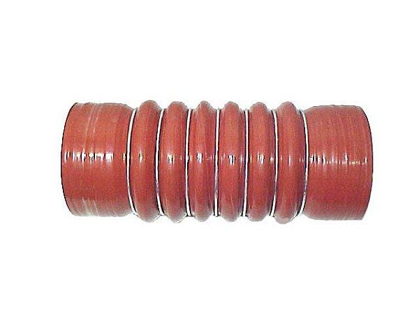 Mangueira Intercooler (Silicone .Vermelho).100X270 - O371/O400/OH1621/1932/33/34 - Mercedes - 3865288382