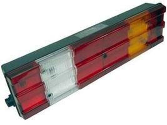 Lanterna Traseira Esquerdo c/Vigia - Mercedes - 0015406270