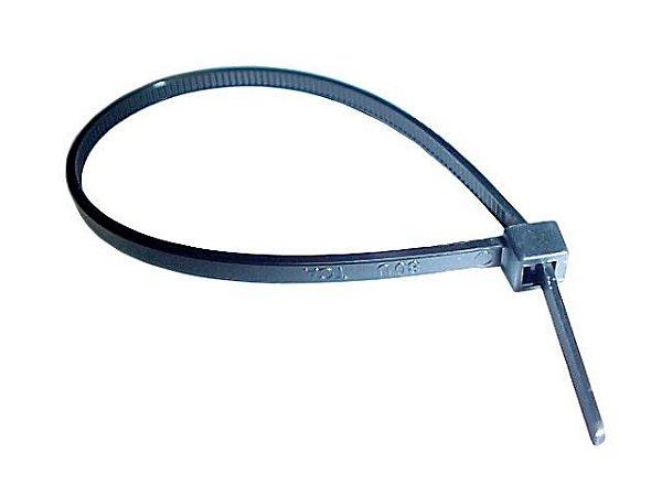 Abraçadeira Nylon 190X2,3mm-Preta-  - Mercedes TODOS - 3449977290