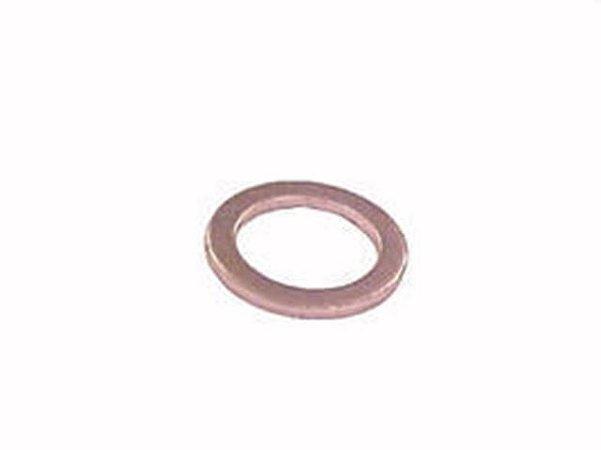 Arruela Alumínio 14,3X20.0X1.5M  - Diversos AGL/O371/HPN/SKL/OM449LA - 007603014104