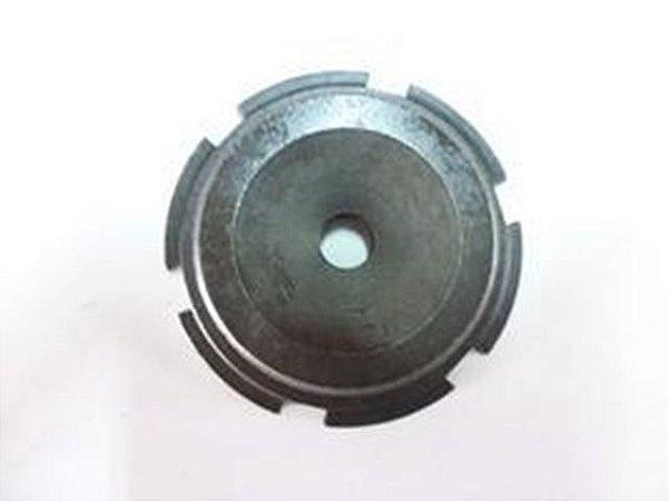 Capa Cobertura Eixo Dianteira Supara Inferior  - Ford  - E9HT313AA