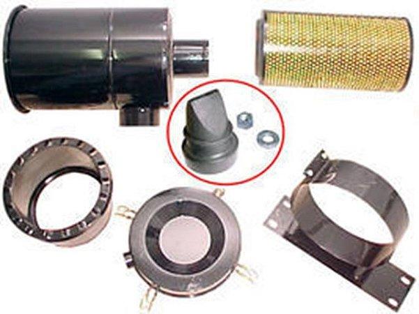 Filtro Ar Completo Com Elemento  - Mercedes OM352 1113 MODERNO/1313/1513/2013/1519 - 3450947802