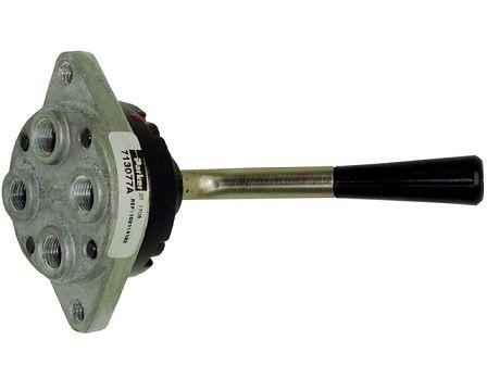 Chave Acionadora da abertura Portas/Válvula  -  ÔNIBUS - 3Mercedes - 647600438