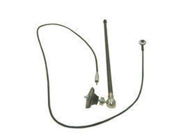 Antena Flexível Teto Bicudos/Cargo/Vw  - Mercedes BICUDOS/CARGO/VW - 6968207475