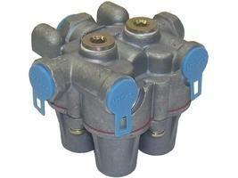 Válvula Proteção 4 Circuitos (Knorr)  - Mercedes 1418/1618/1620/1720/2318 - 0024310106