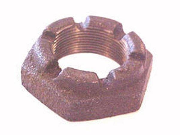 Porca Castelo Direção/Hidr.35 mm  - Diversos L1313/1513/OF - 000937035000