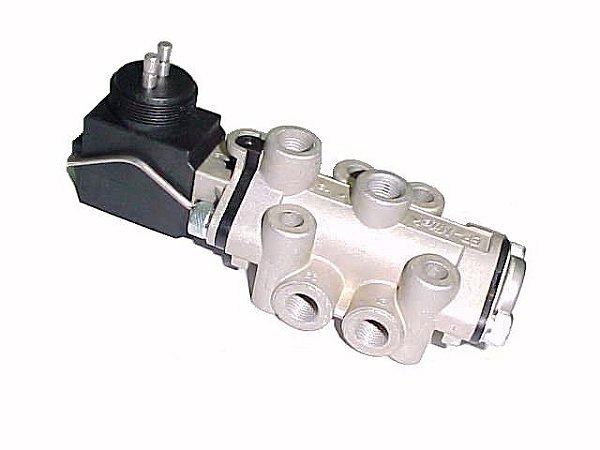 Válvula Magnética Solenoide - Scania - 1334037