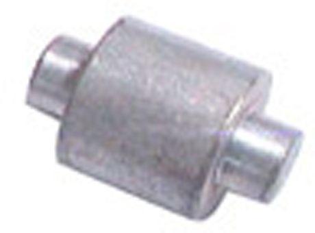 Rolete Da Sapata Freio(Maior)19X58X38mm  - TODOS ONIBUS COM MOTOR DIANTEIRO -VOLKSWAGEN -  2RP607037
