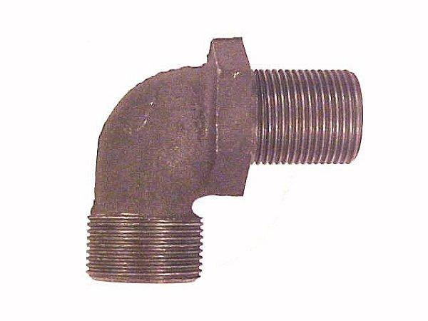 Cotovelo Válvula Freio(22X26X1.5mm) -L-708 - Mercedes - 3454297838