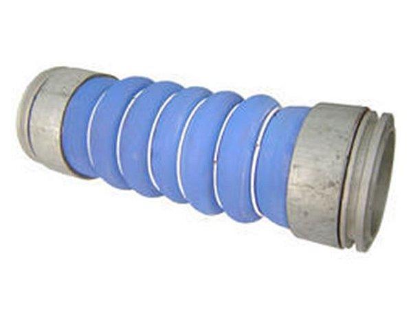 Mangueira Intercooler Azul 65X85X270mm Com Bocal Volvo NL10/NL12 - 1676744