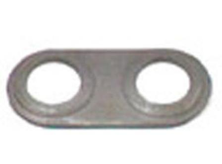 Chapa Guia Placa Freio Espessura 3,0mm - Scania - 134380