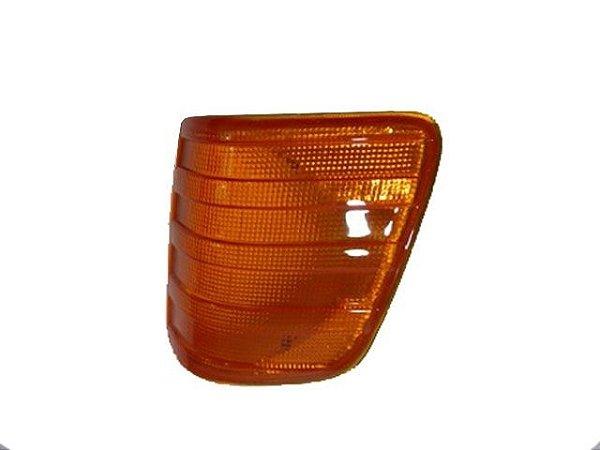 Lanterna Dianteira Lado Esquerdo Com Vigia Amarela/Bi - Mercedes-1214/1418/1618/1620 BICUDO - 6938207421