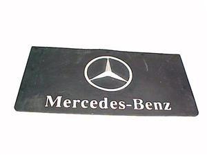 Apara Barro Traseiro 600X300mm Relevo Mbb - Mercedes-1938/1941/1944 - 3508817001