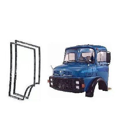 Borracha de Porta Mercedes L 1113/1313/1513/20213 ( Jogo 2 portas) - 3317207278