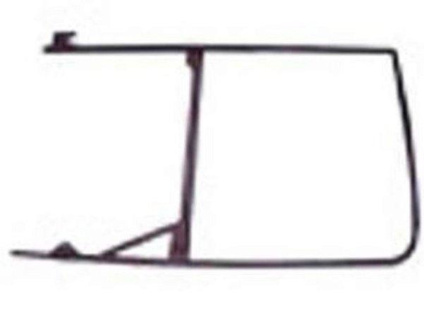 Quadro Vidro Porta Moderno Mercedes 1313 em diante( lado Direito ) - 3317207130