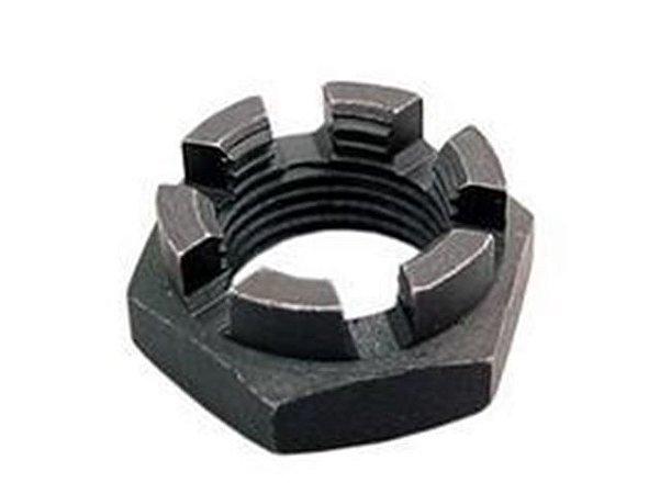 Porca Castelo Baixo - 18X1.5mm- - DIM-AGL - 000937018000