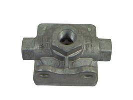 Válvula Descarga Rápida 1/4x1/4x3/8 - Mercedes - 0004300103
