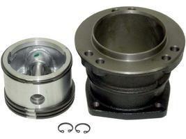 Kit Compressor Ar Completo Antigo 77mm - Mercedes - 3521300308