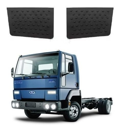 Par Tapete Pisante Estribo Ford Cargo 712 815 816 -1c4516491