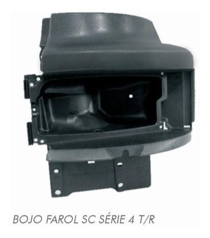 Bojo Farol Scania Serie 4 Todos T/r Lado Esquerdo - 1324599
