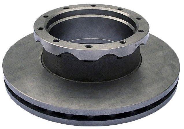 Disco de freio ventilado sem Cubo Mercedes Axor 1933 2035 2040 2044 - FRUM