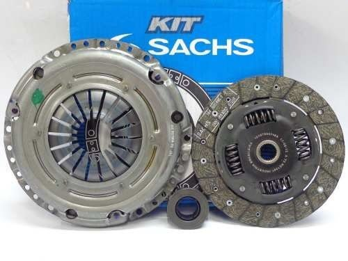 Kit de Embreagem sem rolamento Ford 712 / VW 8.120 Cummins 330 mm Monodisco ( Mecânicos ) - 6142 -  Sachs
