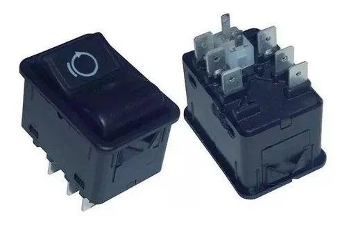 Interruptor Freio Motor 24v Mb Mercedes Benz - 6965457214
