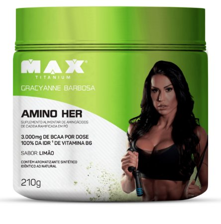 AMINO HER POTE 210G