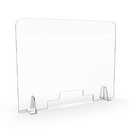 Barreira de Proteção em Acrílico Multiuso 70x61,5cm