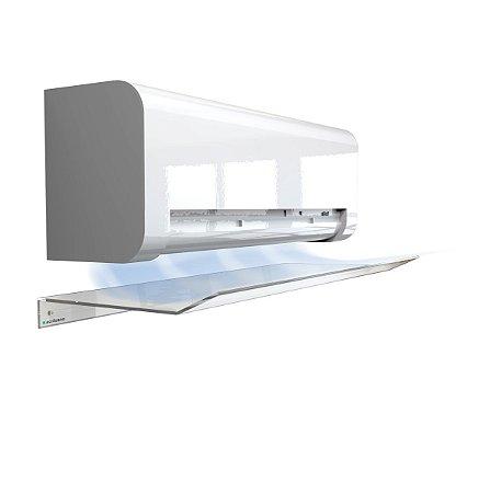 Defletor para Ar Condicionado Split 100 x 45 cm