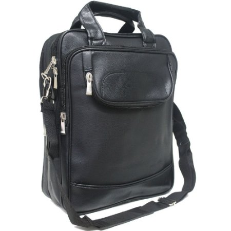 Mochila Grande com Compartimento para Notebook Preta
